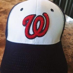 Washington Nationals New Era Strapback hat/ Cap